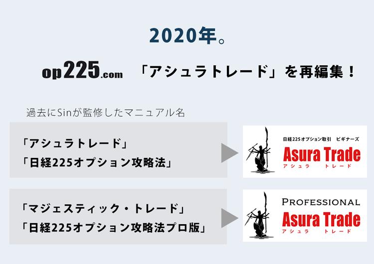 2020年。山根晋爾_Sinのアシュラトレードを再編集しました